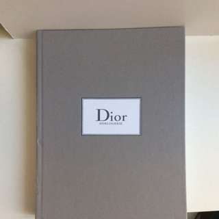 'Bible' on luxury Dior time pieces