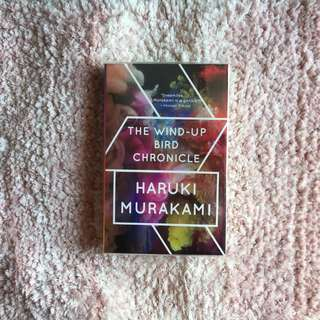 The Wind-Up Bird Chronicle – Haruki Murakami