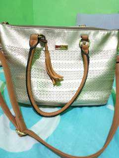Minicci Golden Bag