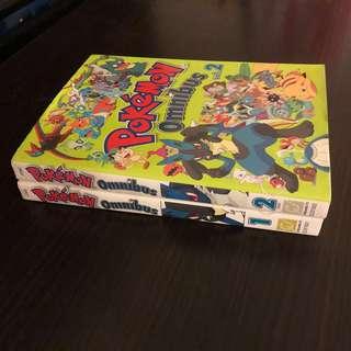 Pokemon Omnibus Vol 1 & 2