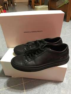 Common projects achilles low leather shoes