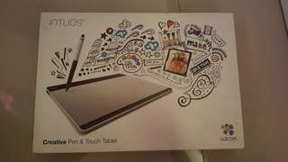 Wacom Intuos Pen and Touch Tablet CTH 680 Medium