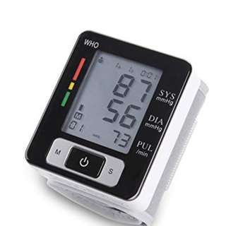 431 Wrist Blood Pressure Monitor