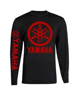 Yamaha Hoodie and Long Sleeve Tee