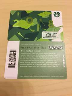 "Starbucks Card - US ""Class of 2018"" Card"