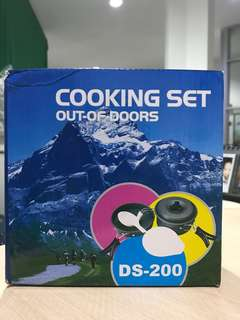 Nesting/Cooking Set DS 200
