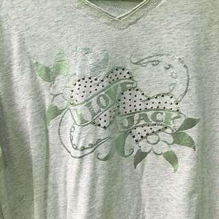 Gray DISNEY long-sleeves top
