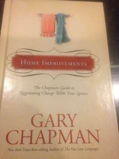 The Chapman Guide to Negotiating Change with Your Spouse by Gary Chapman