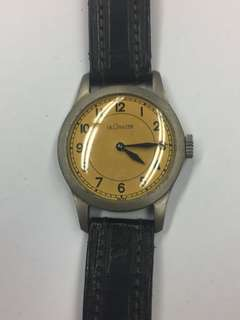 Le Coultre 積架鋼上錬手表