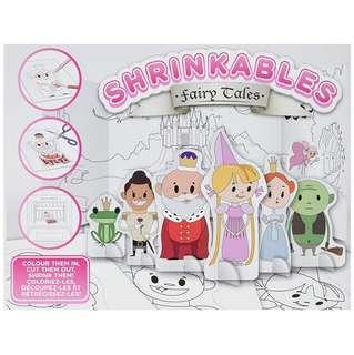 🚚 (Pre-Order)  NPW-USA Shrinkables Fairy Tale Kit Fairy Tale