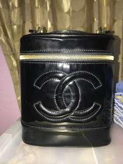 Chanel化妝袋跟埋鏈