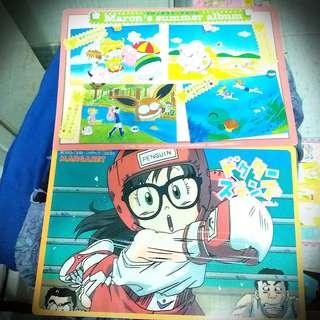 小雲比卡超咭 Arale Pikachu Card