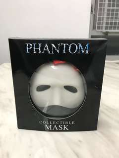 Phantom of the opera - Collectible Mask