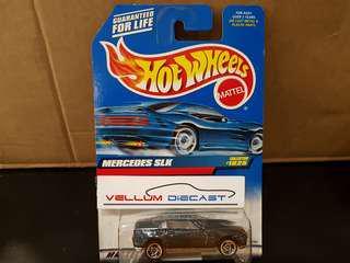 001 Hot Wheels  $8 each