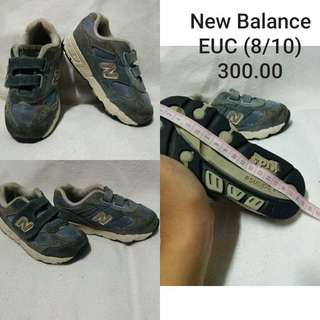Authentic New Balance