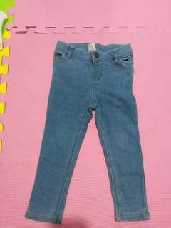 carters skinny jeans (unisex)