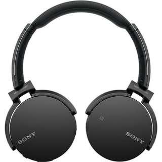 Sony MDR-XB650BT EXTRA BASS™ Wireless Headphones