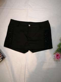 Bling bling skirt shorts #70Fashion