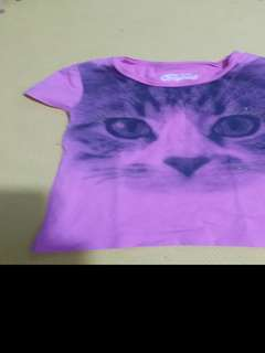 Tees for baby girl
