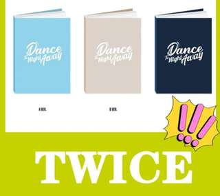 預訂 twice summer nights 3 ver 可選 連poster全齊