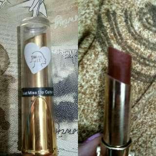 Lipstick Coklat Tua