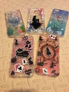 iPhone Case- iPhone 7/8/x 人魚公主 愛麗絲
