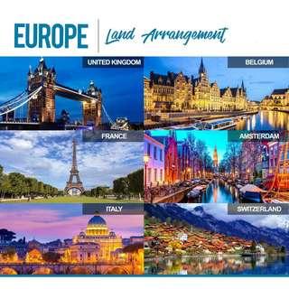 EUROPE LAND ARRANGEMENT