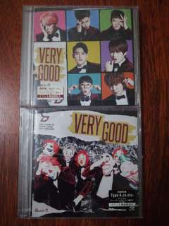 Block B Very Good Japanese Ver A C