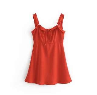 [BNWT] Cute Red Dress