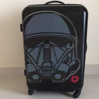 New 24 Inch Starwars Darth Vader Beg / Luggage / Suitcase