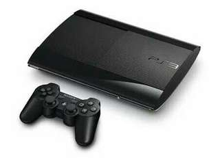 Sony playstation3 160gb super slim