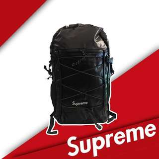 Supreme bag pack for travel or casual