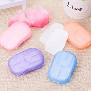soap for travelling
