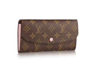 Louis Vuitton - Emilie Wallet