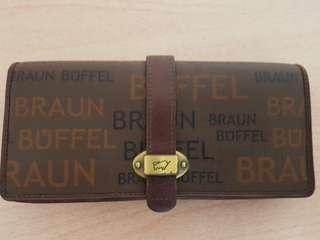 Braun Buffel Long Ladies Wallet
