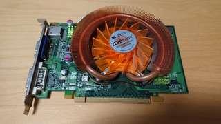 Inno3D Nvidia Geforce GT240 Display Card HDMI顯示卡 連 Zalman 散熱器