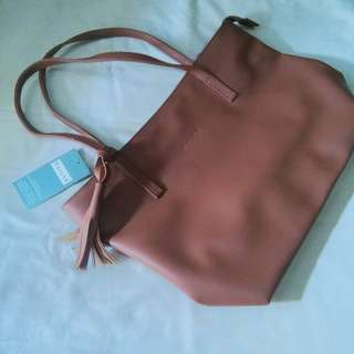 Merche totebag zipper