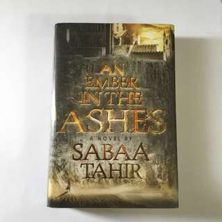An Ember In The Ashes HB