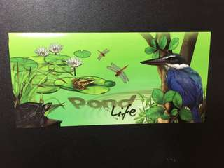 Singapore Presentation Pack Pond life 2012