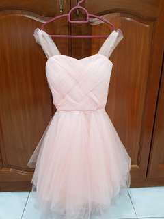 (Price reduced!) Bridesmaid Dress
