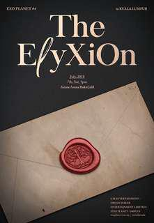 WTS ElyXiOn in KL 100Plus Rock Zone tickets