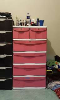 Pink durabox (repainted)