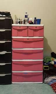 Pink durabox (repainted)
