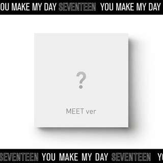 [PREORDER] SEVENTEEN - You Make My Day (5th Mini Album)