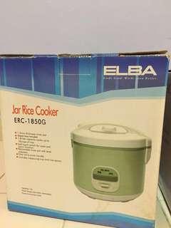 1.8L ELBA Rice Cooker