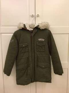 🚚 冬天軍用夾克