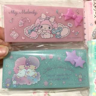 Little twin stars my melody vanity case