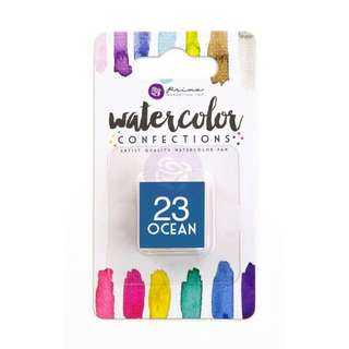 Prima Watercolor Confection Refills - Ocean 23
