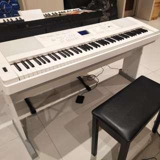 Yamaha digital piano dgx 660 b bisa dicicil tanpa kartu kredit