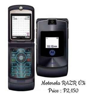 Refurbished Motorola V3i